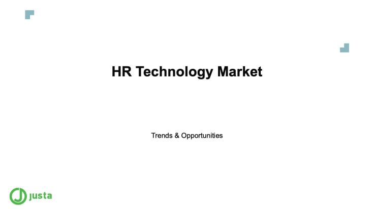 HR Technology Market